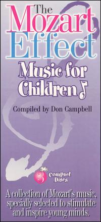 The Mozart Effect von Don Campbell