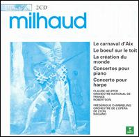 Music by Milhaud von Various Artists