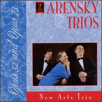 Arensky Trios von New Arts Trio