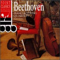 Beethoven Piano & String Quartets von Various Artists