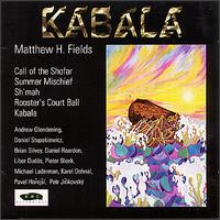 Kabala von Matthew H. Fields