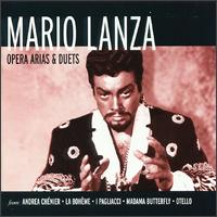 Verdi, Puccini, Leoncavallo and others von Mario Lanza