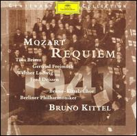 Mozart: Requiem (1941) von Bruno Kittel