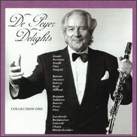De Peyer Delights (Four Recitals)- Collection One von Gervase de Peyer