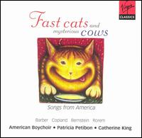 Fast Cats and Mysterious Cows von The American Boychoir