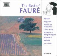 The Best of Fauré von Various Artists