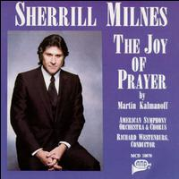 Martin Kalmanoff: The Joy of Prayer von Sherrill Milnes