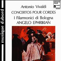 Vivaldi: Concertos for Strings von Angelo Ephrikian