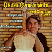 Guitar Concertante von David Starobin