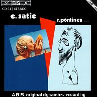 Satie: Piano Works von Roland Pöntinen
