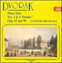 Dvorák: Piano Trios, Opp. 65 & 90 von Guarneri Trio