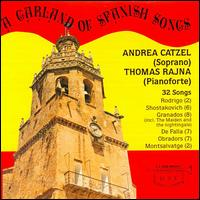 A Garland of Spanish Songs von Various Artists