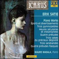Satie: Piano Works von Mauro Masala