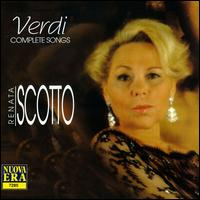 Verdi: Complete Songs von Renata Scotto