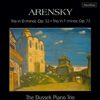 Arensky: Piano Trios von Various Artists
