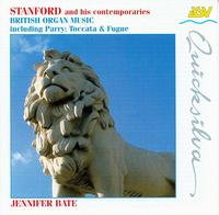 Stanford & Contemporaries: Organ Music von Jennifer Bate