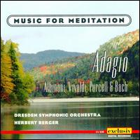 "Music for Meditation ""Adagio"" von Various Artists"