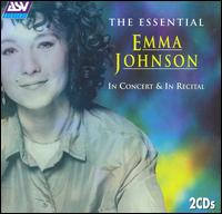 The Essential Emma Johnson von Emma Johnson