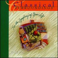 Classical Surroundings: Flute & Piano von Various Artists