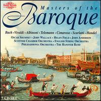 Masters of the Baroque [Box Set] von Various Artists