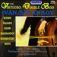 The Virtuoso Double-Bass von Various Artists