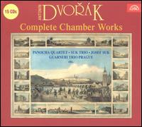 Dvorák: Complete Chamber Works (Box Set) von Various Artists