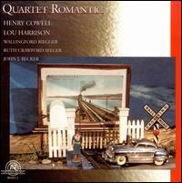 Cowell: Quartet Romantic von Various Artists