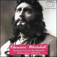 Clarence Whitehill von Various Artists