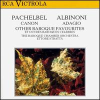 Pachelbel Canon & other Baroque Favorites von Ettore Stratta