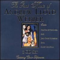 The Great Music of Andrew Lloyd Webber von Andrew Lloyd Webber