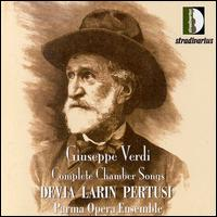 Verdi: Complete Chamber Songs von Various Artists