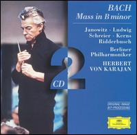 Bach: Mass in B minor von Herbert von Karajan