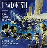 Play Music from Titanic, Casablanca, the Godfather von I Salonisti
