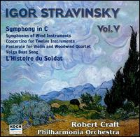 Igor Stravinsky, Vol. 5 von Robert Craft