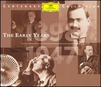 Early Years (Box Set) von Various Artists