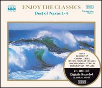 Enjoy the Classics: Best of Naxos (Box Set) von Various Artists