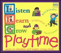 Listen, Learn, & Grow: Playtime [Boxset] von Various Artists