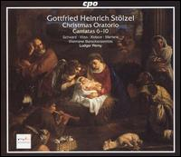 Gottfried Heinrich Stölzel: Christmas Oratorio, Cantatas 6-10 von Various Artists
