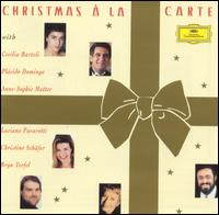 Christmas A La Carte von Various Artists