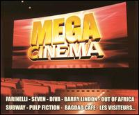 Mega Cinema von Various Artists