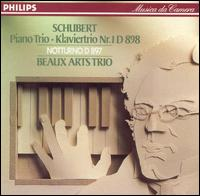 Schubert: Piano Trio; Nocturne von Beaux Arts Trio