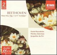 Beethoven: Piano Trios, Opp. 1 & 97 von Various Artists