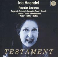 Popular Encores von Ida Haendel