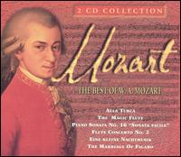 The Best of W.A. Mozart (Box Set) von Various Artists