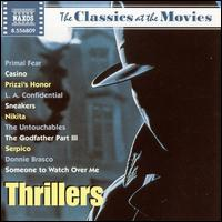 The Classics at the Movies: Thrillers von Various Artists