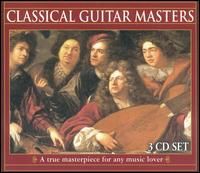 Classical Guitar Masters (Box Set) von Various Artists