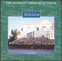 Live in Jerusalem von Mormon Tabernacle Choir
