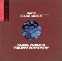 Satie: Piano Music von Various Artists