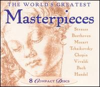 The World's Greatest Masterpieces (Box Set) von Various Artists