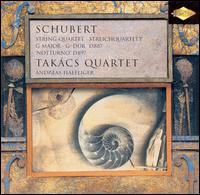 Schubert: String Quartet, D887; Piano Trio von Takács String Quartet